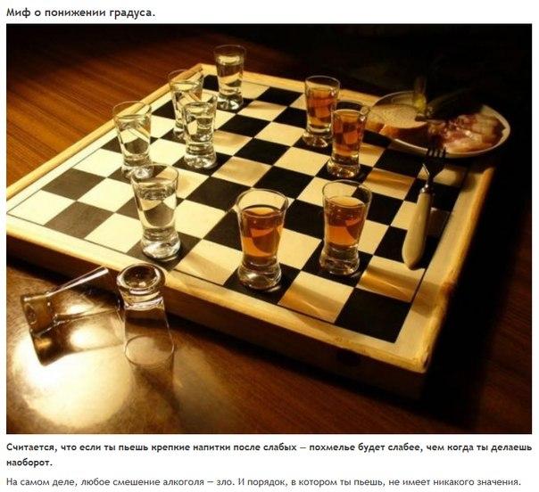 Разоблачение заблуждений об алкоголе