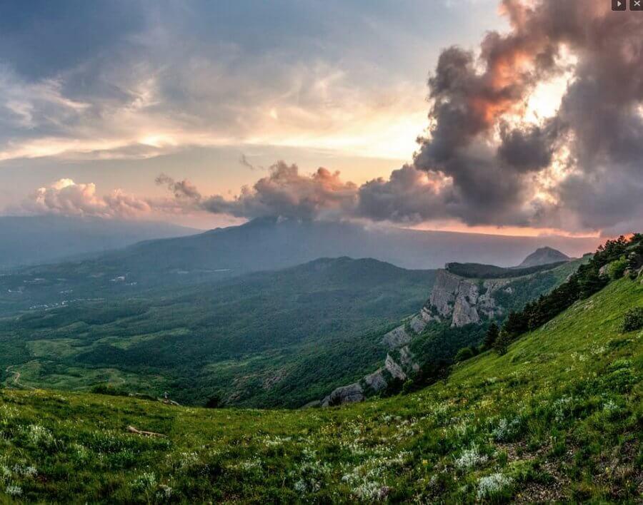 Горный Крым - маршруты для новичков
