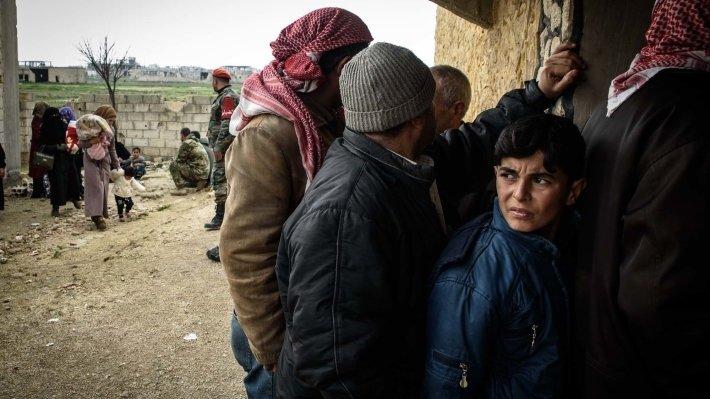 В Сирии похищен очередной жу…