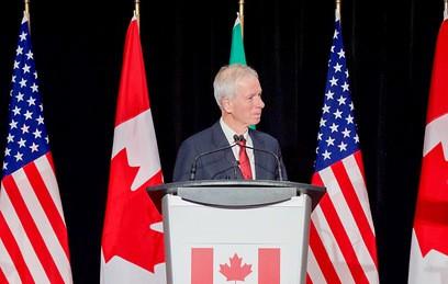 Посольство России назвало новые санкции Канады бессмысленными