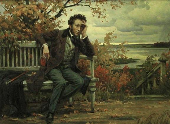 Писал ли Александр Пушкин непристойные стихи на самом деле