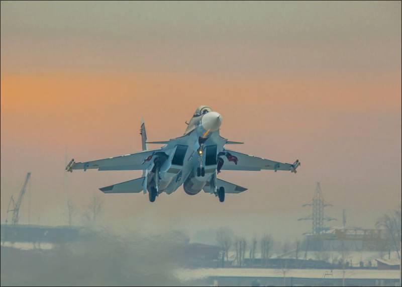 Новые истребители Су-30 не обрадуют натовских соседей Беларуси