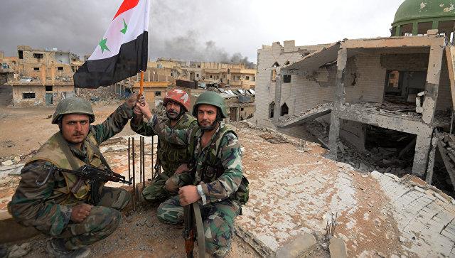 Новости Сирии. Сегодня 30 декабря 2017