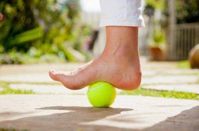 6 упражнений которые избавят Вас от боли в ногах и ступнях
