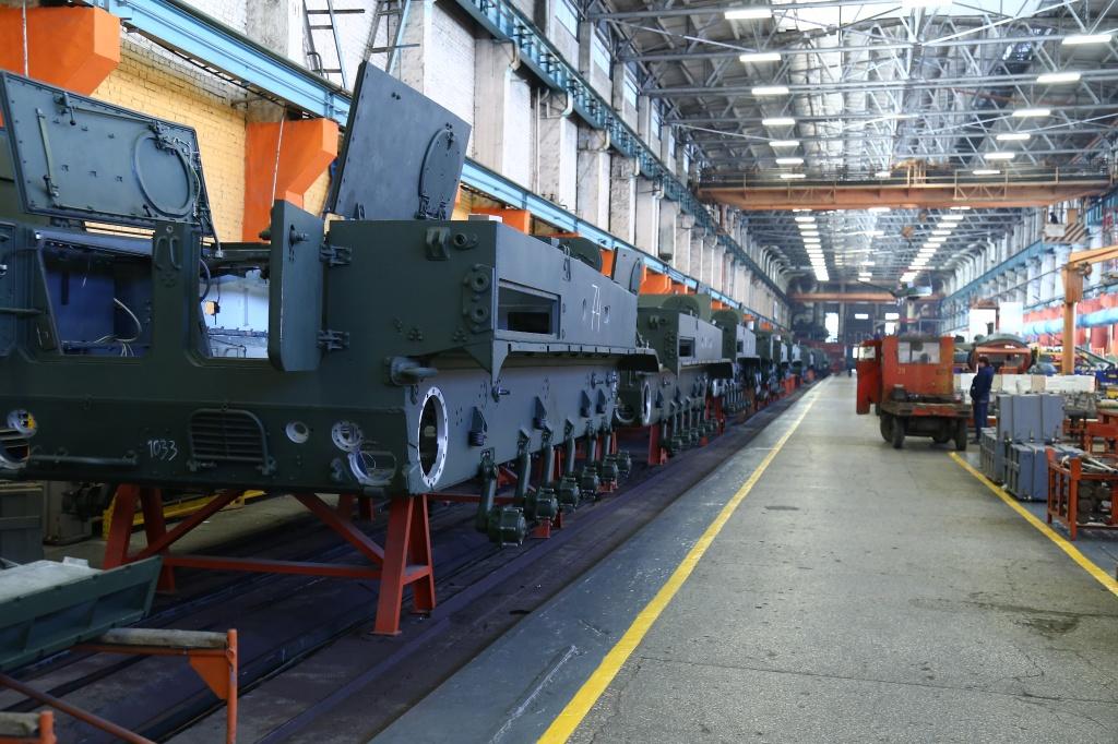 Выполнение Гособоронзаказа на Курганском машиностроительном заводе