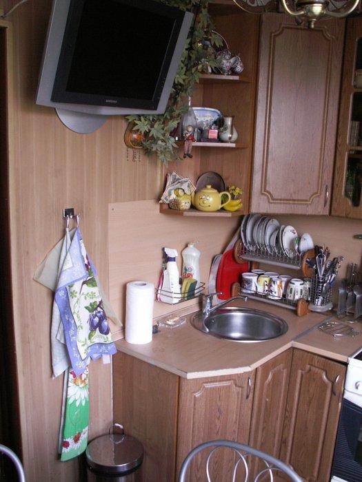 Кухня 6 кв. м: простой и функциональный дизайн
