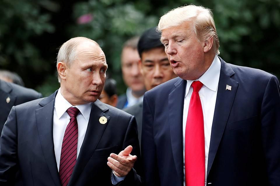 Арена ультиматумов: США связ…