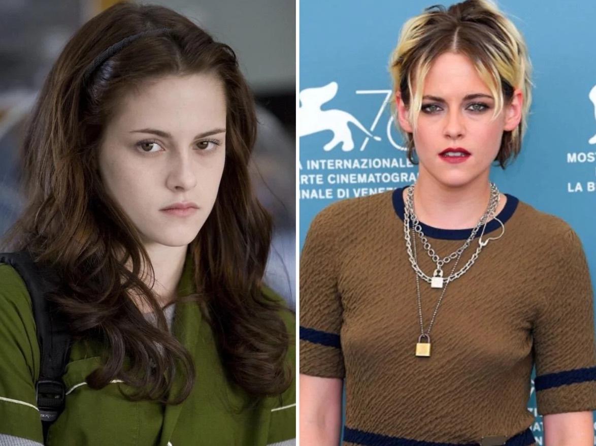 Как спустя 12 лет изменились и выглядят актеры фильма «Сумерки»
