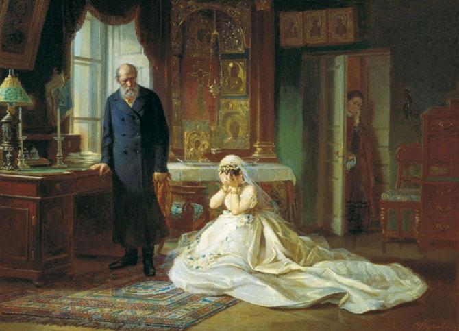 Чёрные вдовы: пойти на все, ради свободы от ненавистного брака