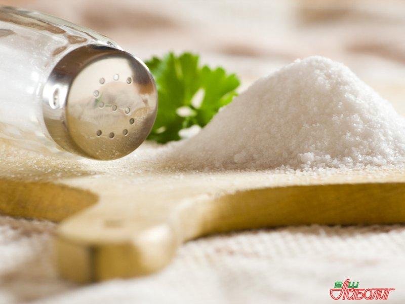 Соль - такая вредная и такая полезная!
