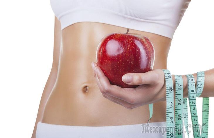 20 простых способов худеть на три килограмма в месяц