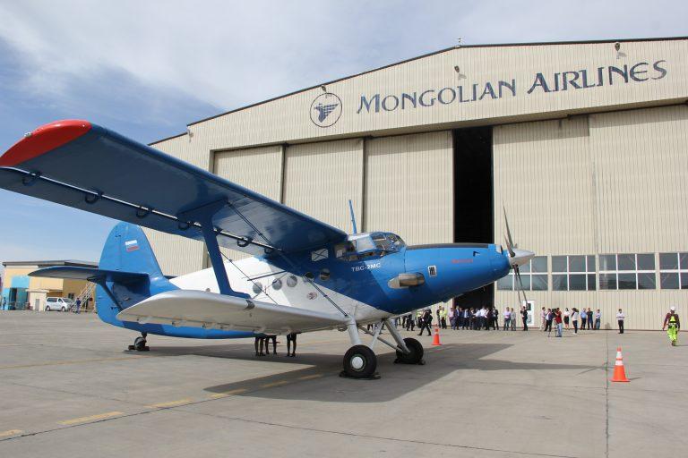 СибНИА подписал соглашение о ремоторизации монгольских самолетов Ан-2
