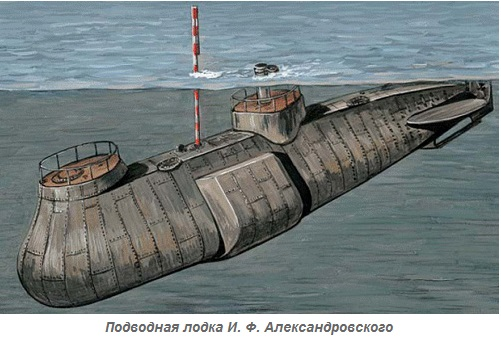 Подводные лодки и их роль в войне. Взгляд из 1904 г.