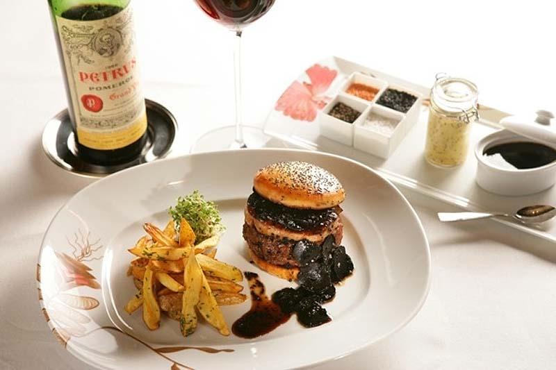 hamburger 10 10 самых дорогих гамбургеров в мире