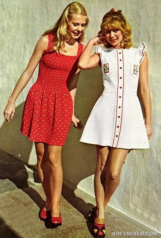 Модницы 70-х