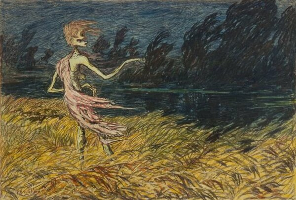 Ведьма (1905)