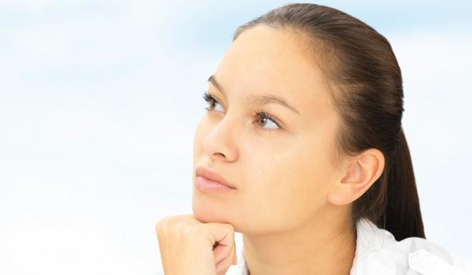 Как сохранить красивым овал лица