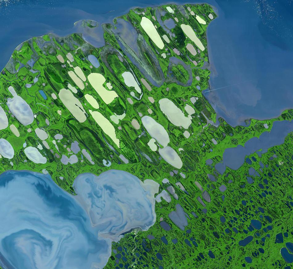 aerials0049 Вид сверху: Лучшие фото НАСА