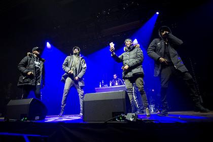 Daily Mail выдала чернокожих рэперов за банду преступников