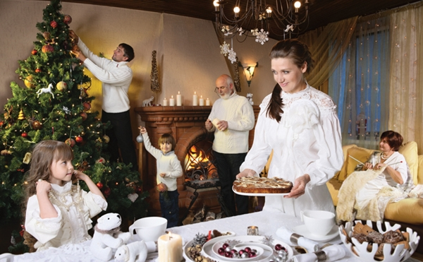 Ритуалы и обряды на Новый год..
