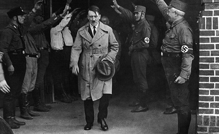 Как Гитлер стал Гитлером: шо…
