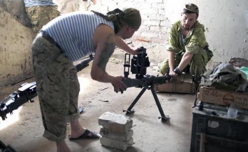Донбасс: Как бойцы с обеих с…
