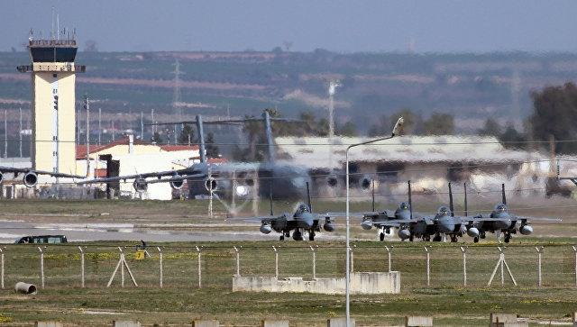 Турция поставила под вопрос присутствие сил коалиции США на базе Инджирлик
