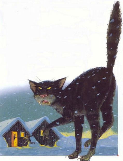 Йольский кот кто он?
