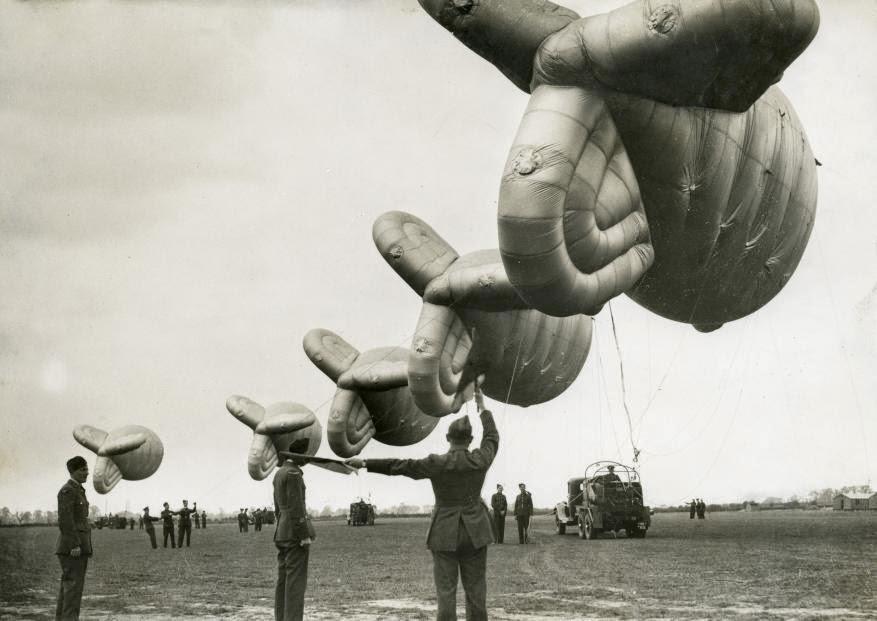 Редкие фото из архивов . Старые фотографии   дирижаблей  и воздушных шаров,  1910-е-1930-е годы