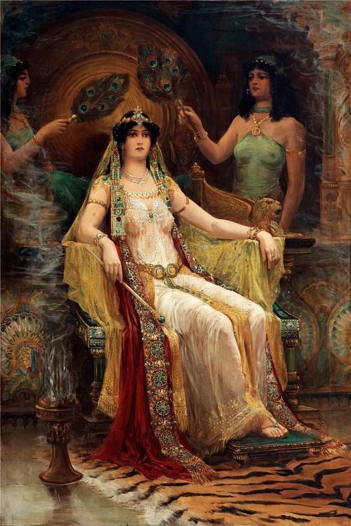 Царица Савская – Царь Соломон