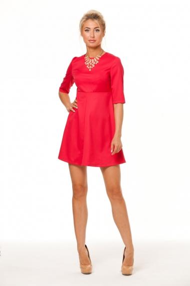 Модные платья осени 2014