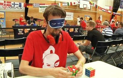 В Праге прошел чемпионат Европы по сборке кубика Рубика
