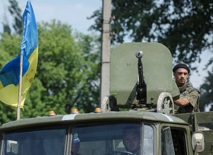 Бойцы батальона «Прикарпатье» дезертировали с оружием на востоке Украины