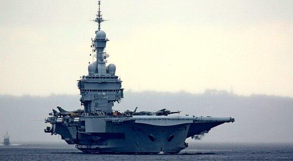 Коротченко рассказал, чем обернется для России и Сирии присутствие «Гарри Трумена» в Средиземном море
