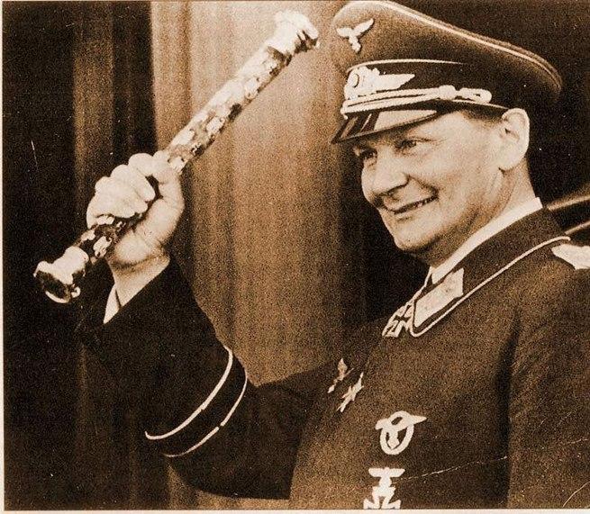 Российская элита напоминает Геринга