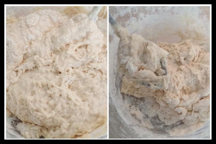 Универсальное тесто и пирог с сыром и картофелем. Тесто, Пирог, Кулинария, Длиннопост, Рецепт