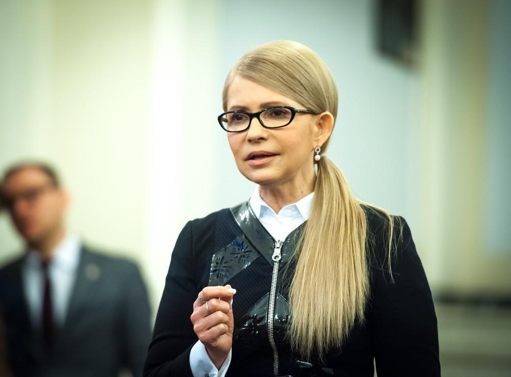 Как Тимошенко собирается возвращать Крым Украине?