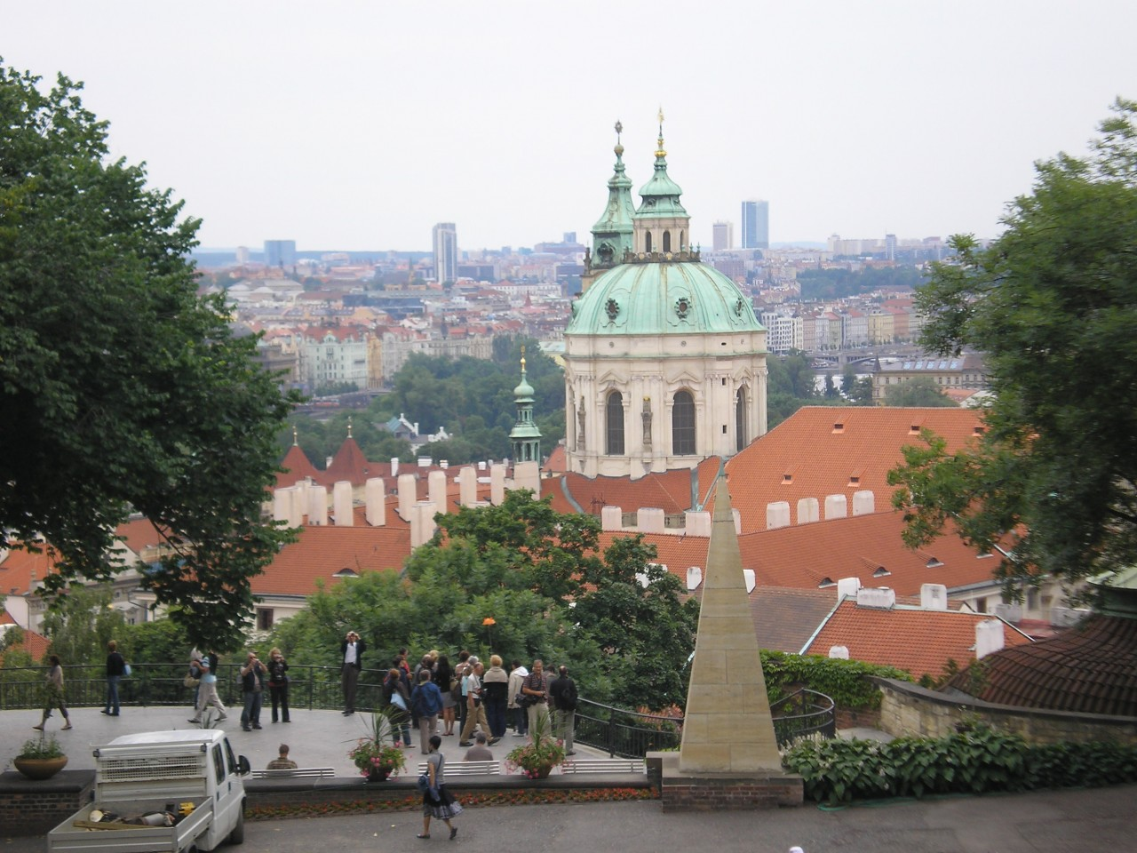 Божественная красавица Прага.