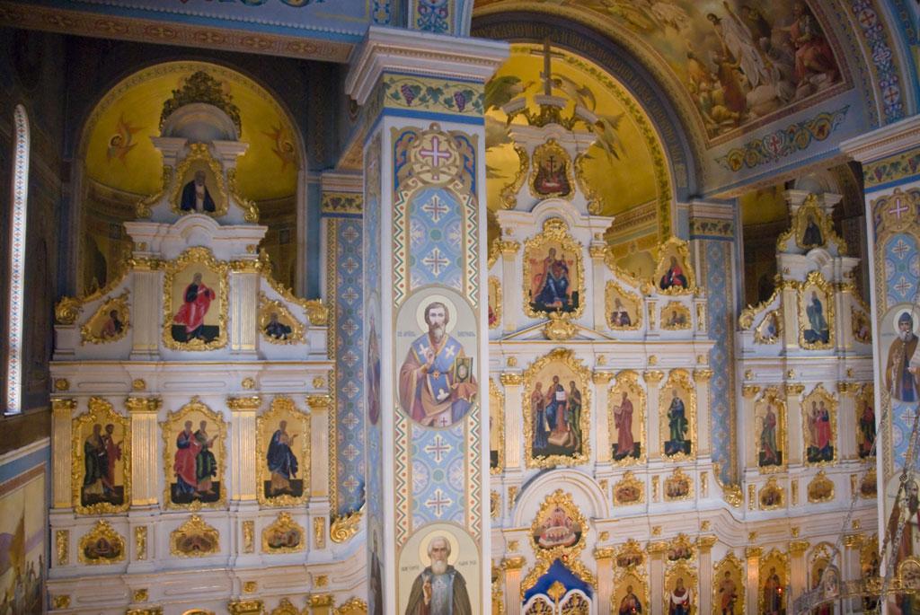 Донбасс Православный :: Покров Пресвятой Богородицы