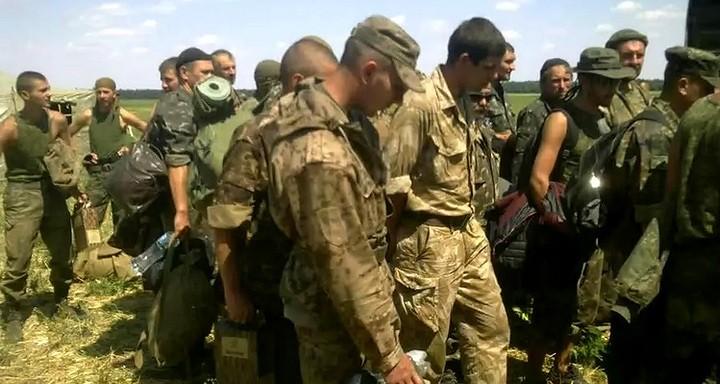 Бежавшим с Украины военным в России предоставят государственную поддержку и особый статус