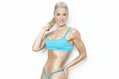 Жительница Новой Зеландии посвятила 15 лет фитнесу после развода с мужем