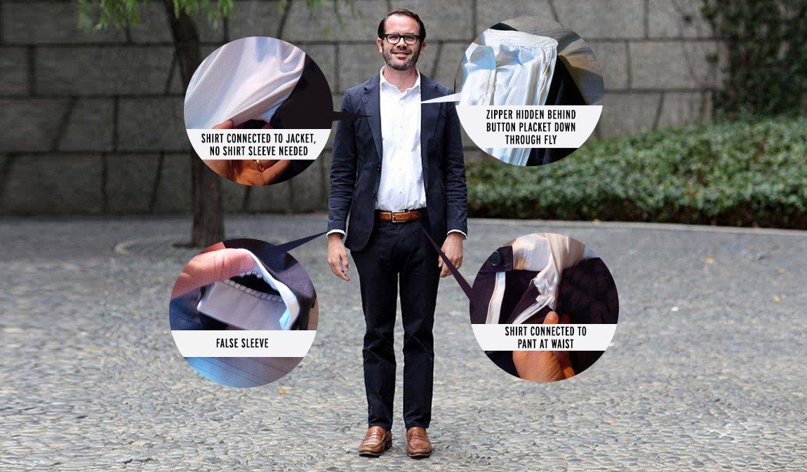 Революция в одежде истинного джентельмена
