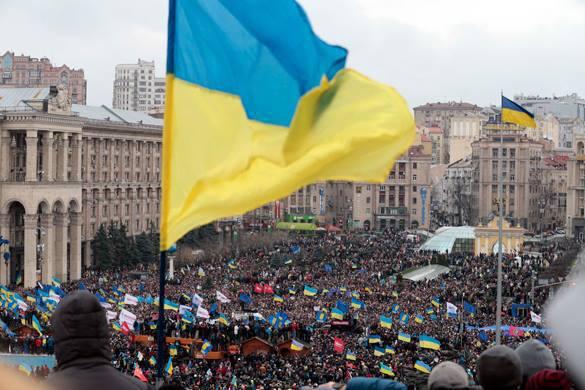 Кто не скачет, тот агент ФСБ или Реальная ситуация на Украине:украинцы замерзают и голодают