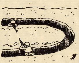 «Крокодил» № 6, 1991 г.