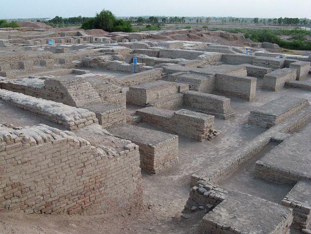 Древние цивилизации, которые были уничтожены