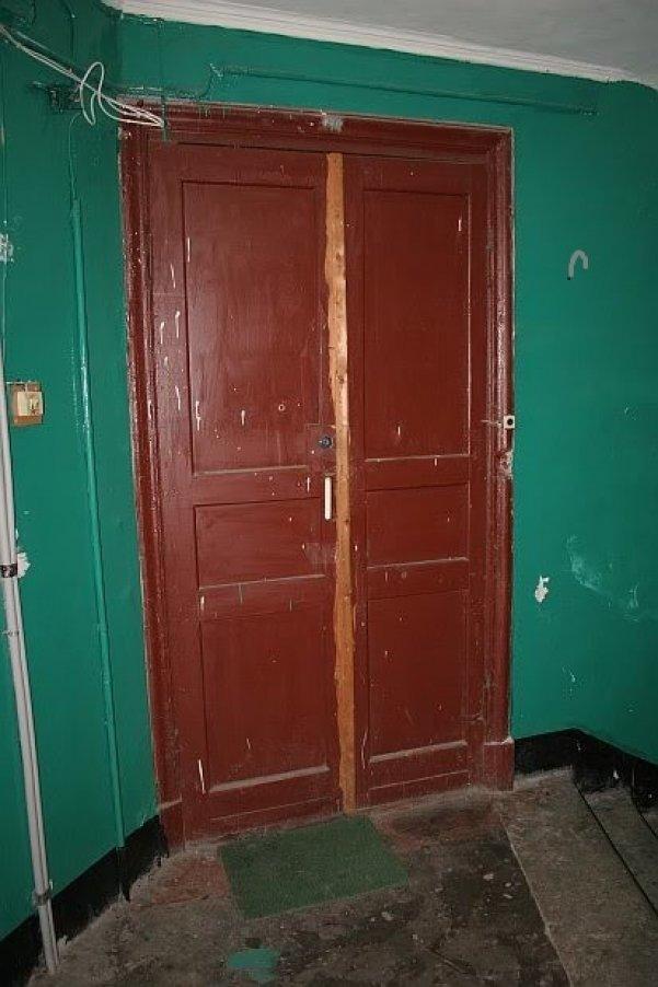 «Магическая» дверь