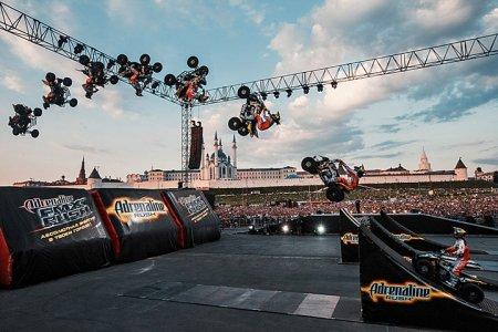 Москва примет Adrenaline FMX Rush - Фото 1