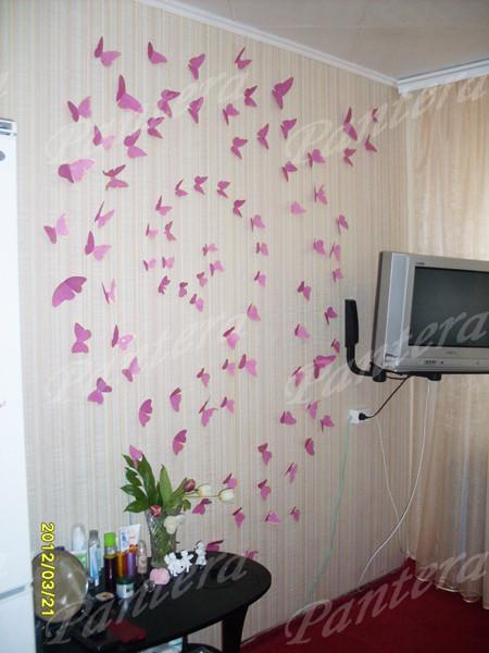 Как сделать бабочки на шторы своими руками