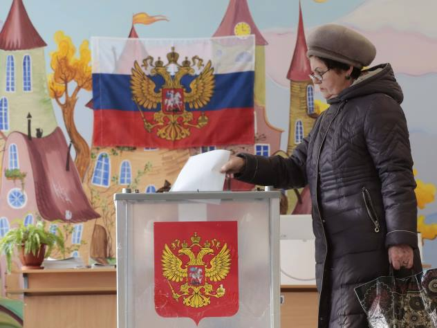 Россия на выборах президента никому не «втирала очки»
