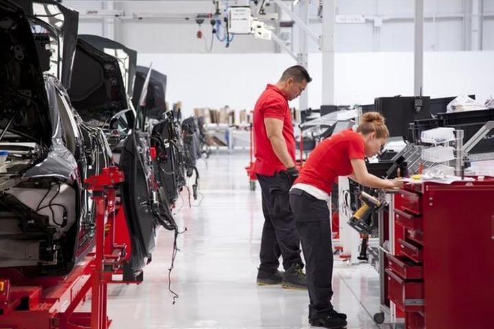 Промпроизводство в США в ноябре выросло на 0,6%, превысив прогнозы